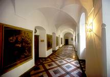 In the monastery at Andechs, the WB 79/W 6 was used, among other light fixtures