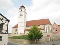 The parish church St. Peter and Paul in Dollnstein