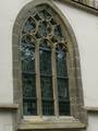 The exterior protective glazing in Bad Wimpfen in its condition after the completion of work