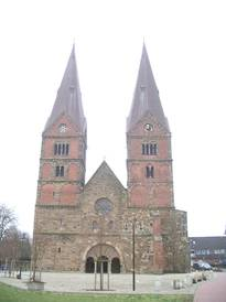 "Stiftskirche St. Materniani et St. Nicolai, also known as the ""Bücker Dom"""