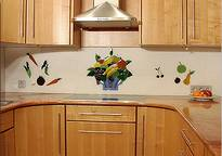 customized glass splashbacks