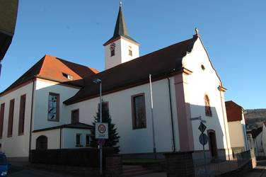 Catholic Church of St. Lawrence in Michelbach