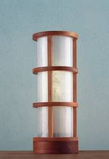RL 02/ST 3 T: a small upright tabletop lamp for many occasions