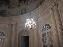 Also the chandeliers at Solitude Castle near Stuttgart were conserved by us.